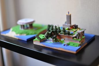 Image of: Blocks Come to Life