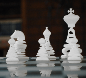 Thing of the week: The Typographical Chess Set