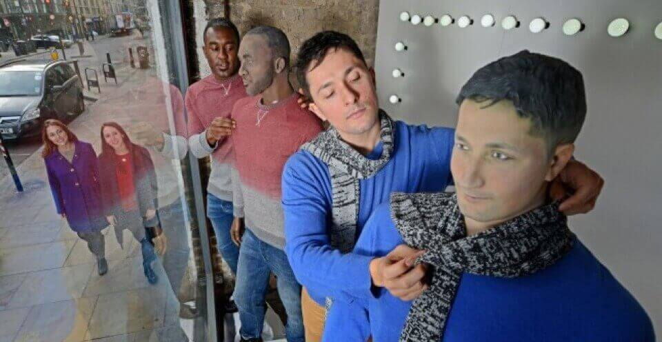 Men 3D-printing themselves to find love | All3DP