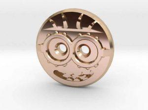 Minon Button