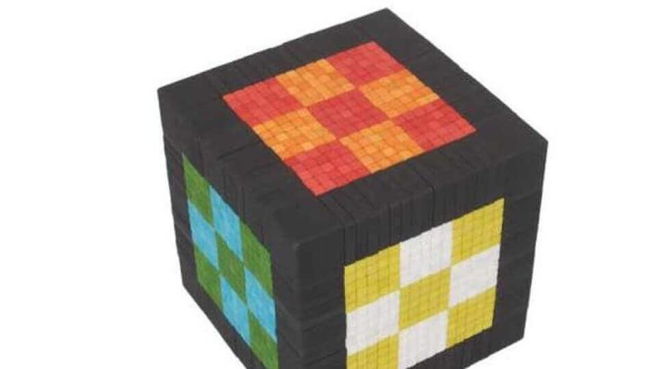 "Thing of the Week: 3D Printed ""Over the Top"" Puzzle Cube"