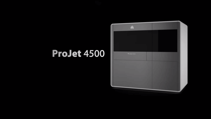 Projet 4500: Discovering 3D Systems Dream Factory | All3DP
