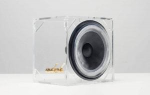 Now you can 3D print an entire speaker using a desktop Form1+ 3D printer (image: Formlabs)
