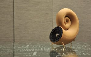 The Akemake speaker is a high-end, home-made, affordable sound design (image: Akemake)