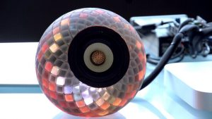 The first multimaterial 3D printed speaker (image: Instructables)