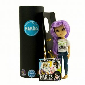 Bespoke manufacturing has enabled the Makies Dolls to compete with the likes of Barbie and LEGO (image: Makies)