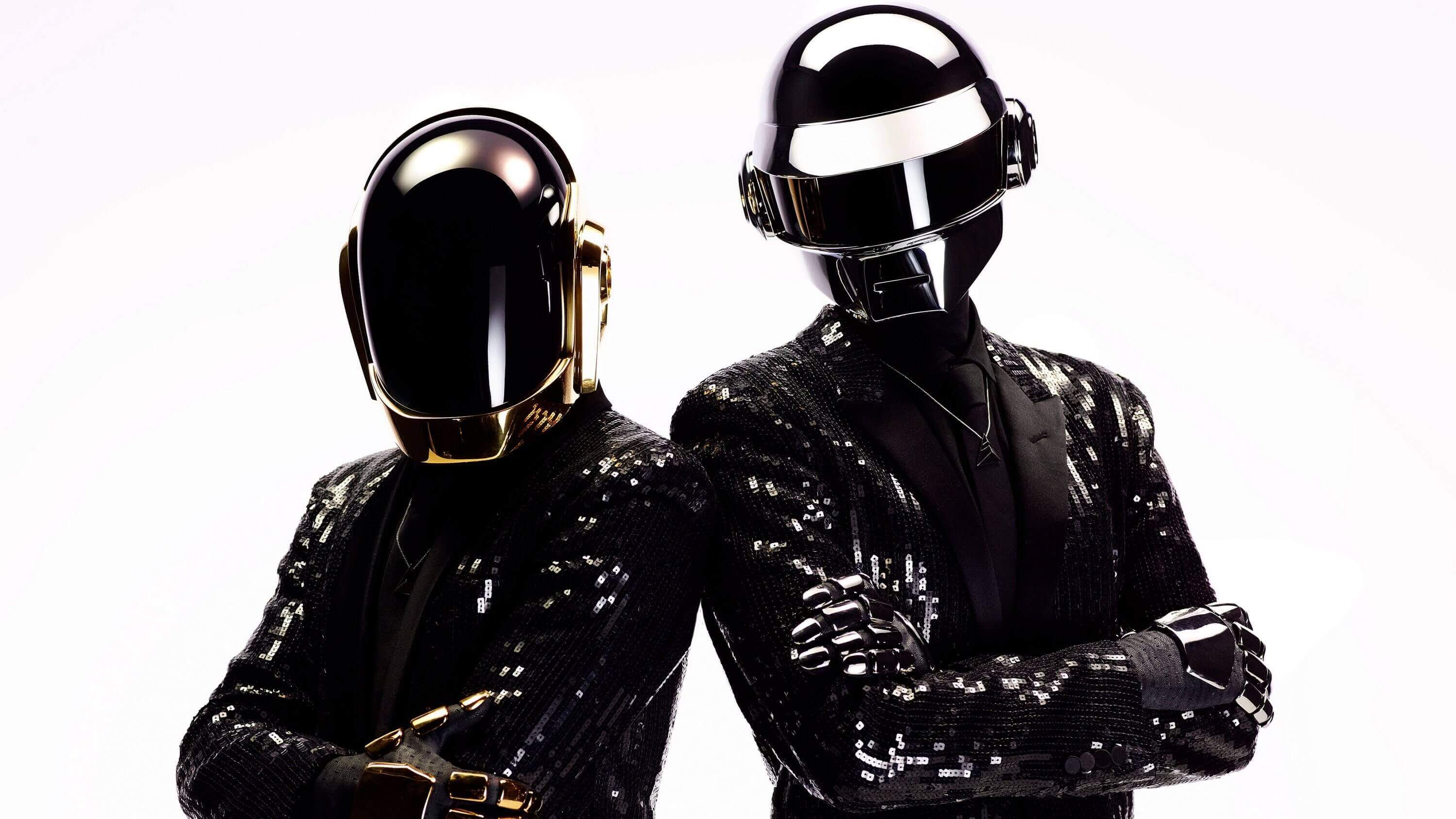 Thing of the Week: 3D Printable Daft Punk Helmet