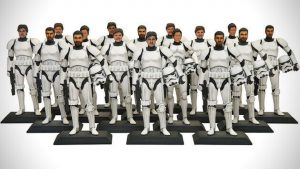 Personalized Star Wars Stormtrooper-Action-Figure (Image: Disney Parks)