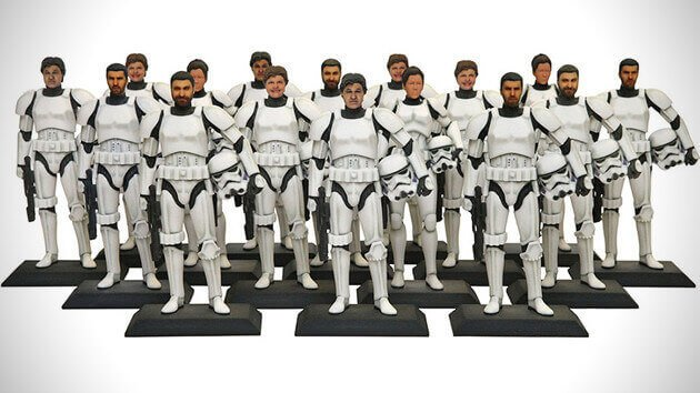 Print Yourself as Star Wars or Marvel Character | All3DP