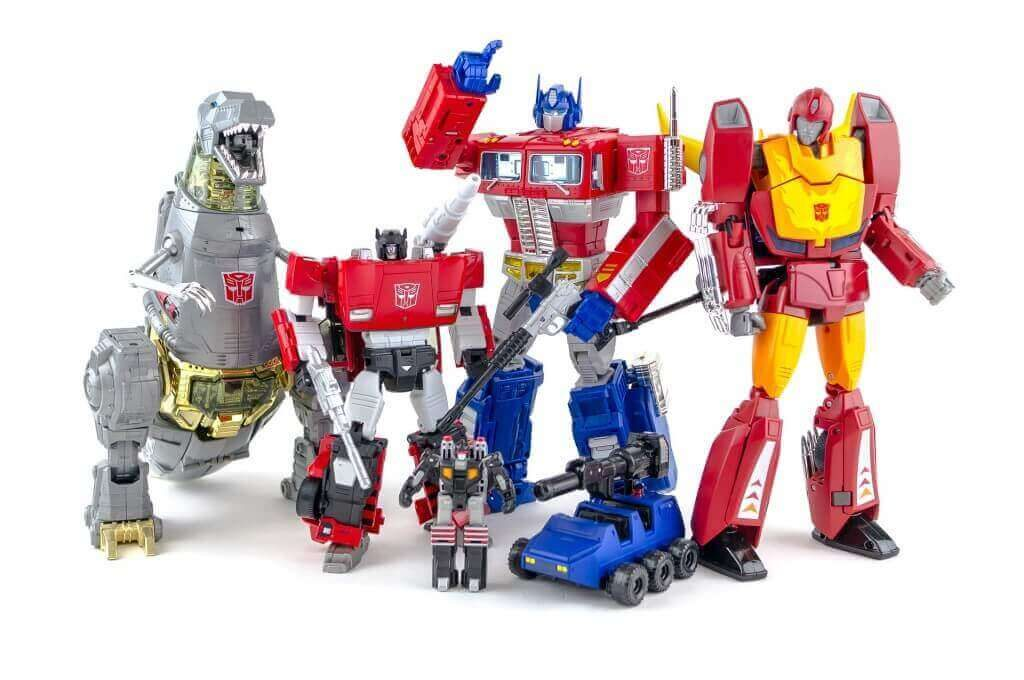 Featured image of 3D Printed Toys from Hasbro