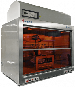 Swiss based RegenHU makes both the 3D bioprinter and the bioinks to use them with (image: RegenHU
