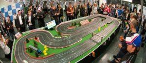 Materialise's racetrak at the Euromold fair in Frankfurt (image: Materialise)
