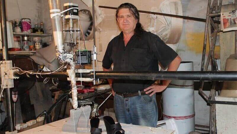 Hans Fouche Shows What a 3D Printer Can Do   All3DP