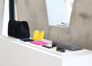Janne Kyttanen is using 3D printing to envision a luggage-future (image: Janne Kyttanen)
