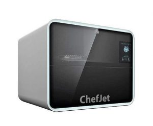Due out in 2015, The Chefjet is going to be the most versatile 3D food printer on the market (image: 3D Systems)