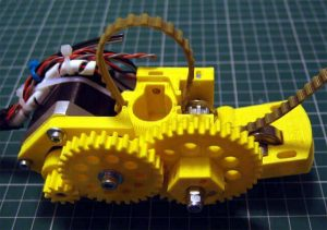 The Universal Paste Extruder can be used to 3D print with many different paste materials on all DIY 3D printers (image: Richrap.com)