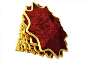 Vortipa, one of the three winning pasta designs in the PrintEat contest (image: Thingarage)