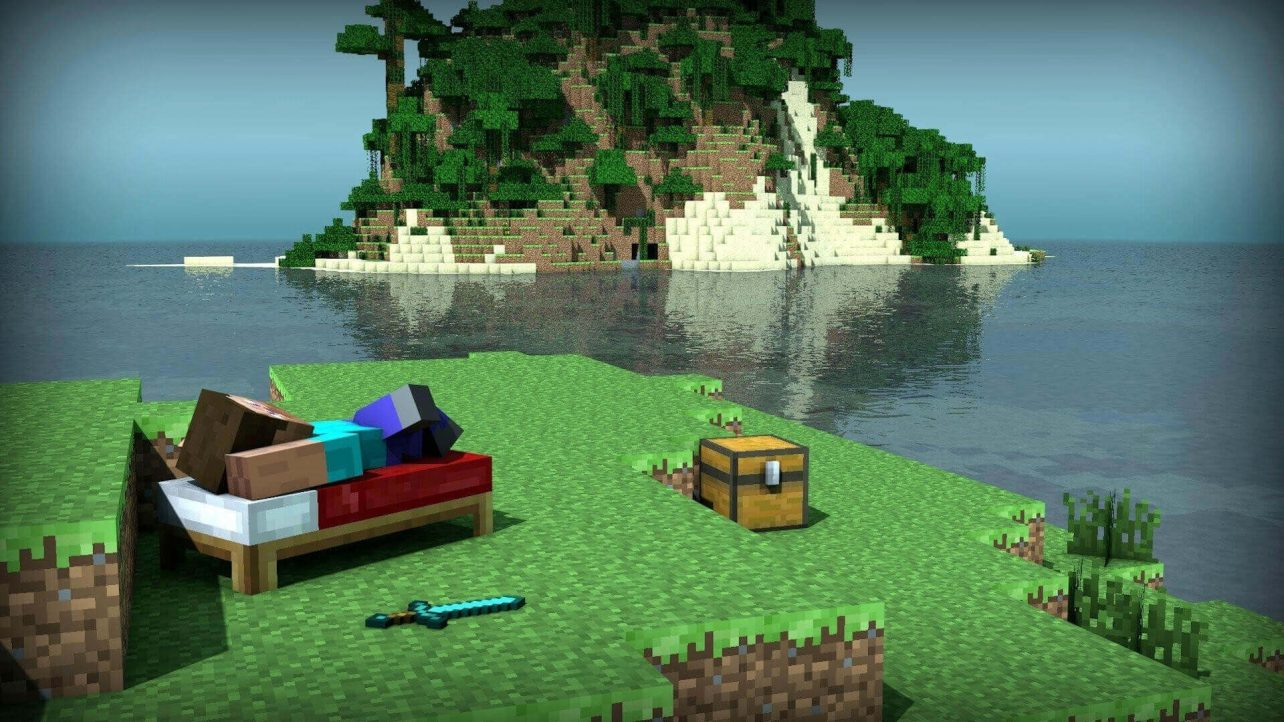 Minecraft Update Lets You Officially Export 3D Models | All3DP