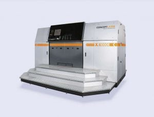 Concept Laser is probably the largest SLM 3D printer manufacturer in the world (image: Concept Laser)