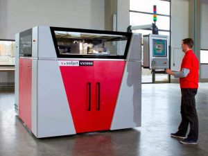 Voxeljet makes some of the largest 3D printers in the world (image: Voxeljet)