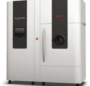 Arcam is the only company offering AM through electron beam melting technology (image: Arcam)