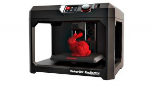 Makerbot Replicator 5 is ready to rock