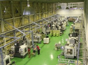 Protolabs is a huge multinational company specializing in advanced manufacturing (image: Protolabs)