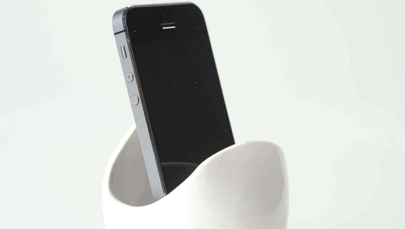 3D Printed Speaker for Apple and Samsung Smartphones | All3DP