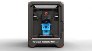 Replicator Mini - perfect for the desktop (source: Makerbot)