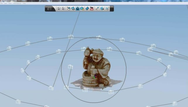 Featured image of Autodesk 123D Catch Review