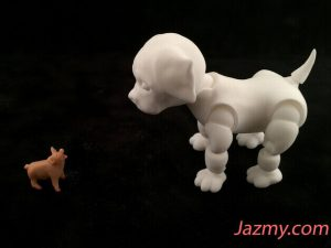Does't this puppy look fun to play with? (image: Thingiverse)