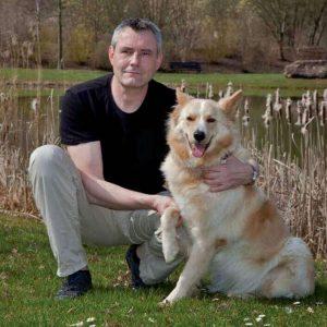 Dieter Pfaff, adept orthopedic technician and animal lover (source: safebrace.de)