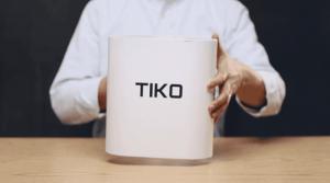 The unibody enclosure of the Tiko (source: Kickstarter)