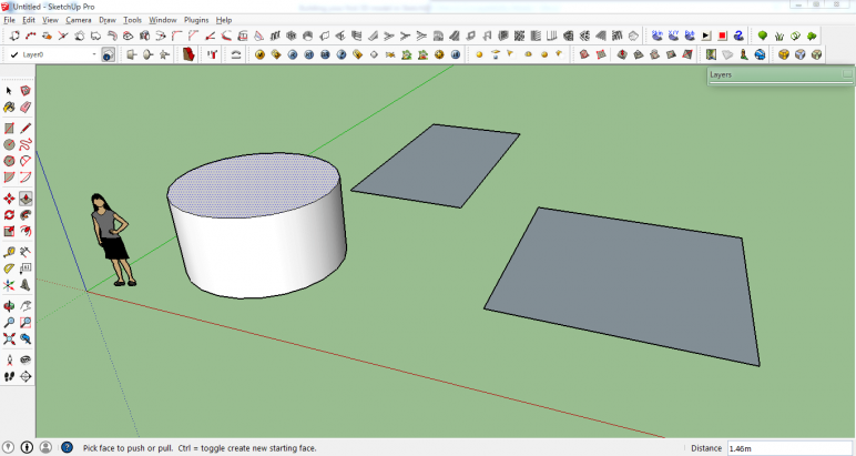 Image of Die beste 3D-Modellierungs-Software/3D-Design-Software: SketchUp Free