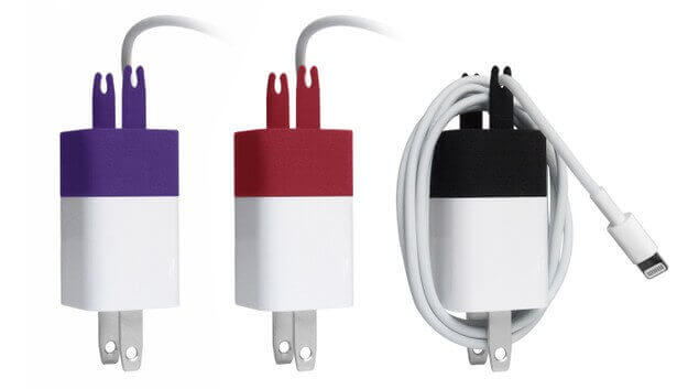 No More Hassle with iPhone Charger Cables | All3DP