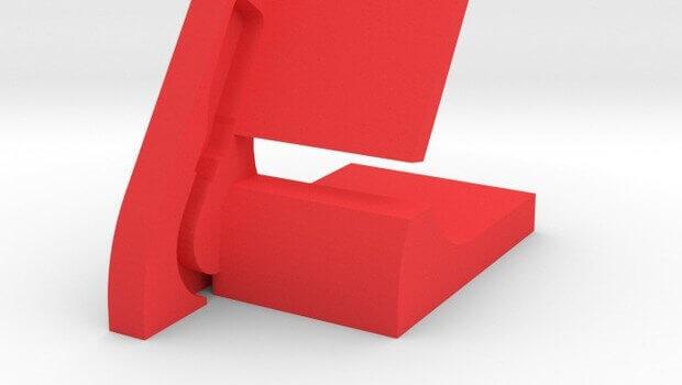 3D Printed Pebble Watch Dock | All3DP