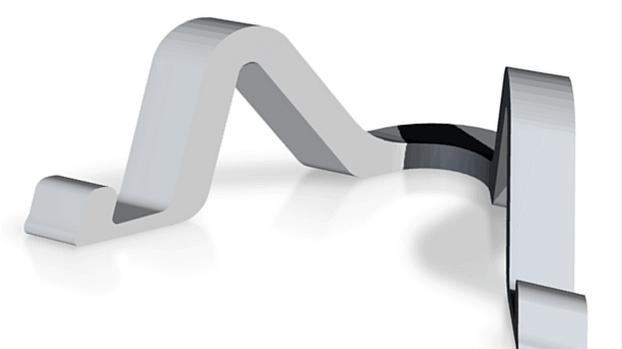 3D Printed Barebones iPad Stand | All3DP