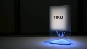 Tiko: the unicode construction helps keep the manufacturing costs down (source: Kickstarter)