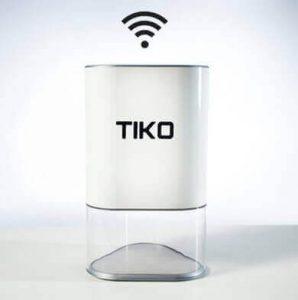 Tiko - only WiFi connections (source: Kickstarter)