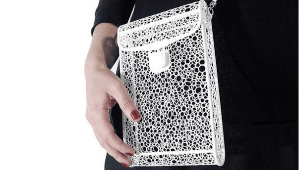 3D Printed Voronoi Bag | All3DP