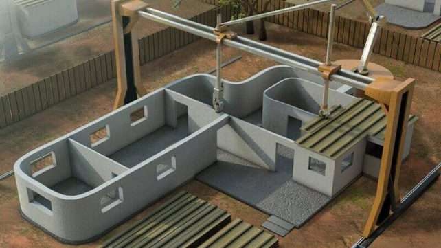 Featured image of Your next house could be 3D printed