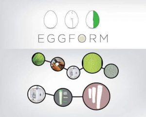Eggform showed that 3D Printing does not have to be the only process but one more tool to create new products (image: 3DiTALY)