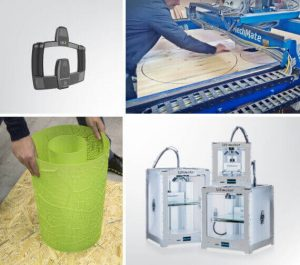 The Fuel 3D Scanify 3D scanner and Ultimaker 3D printers were both implemented (image: 3DiTALY)