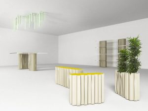 3DiTALY's shops traditionally focus on sustainable and natural furniture (image: 3DiTALY)