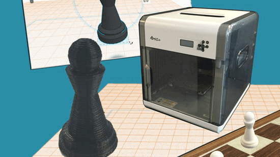 Chuck Hellebuyck's Beginner's Guide to 3D Printing | All3DP