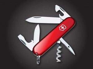 A Swiss Army Knife is useful, but small businesses will need something more