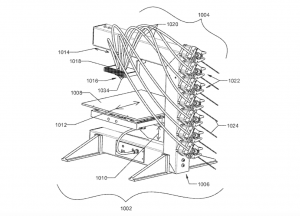 Autodesk's new patent focuses non optimizing the multiple filament feeding system to obtain multicolor objects