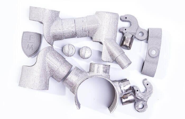Image of 3D-Drucker-Material: Titan