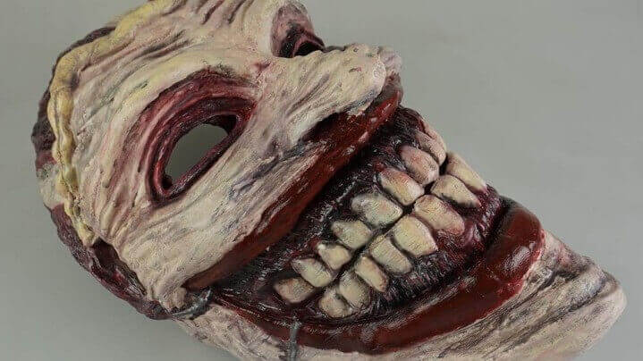 Joker Mask is Stuff of 3D Printed Nightmares | All3DP