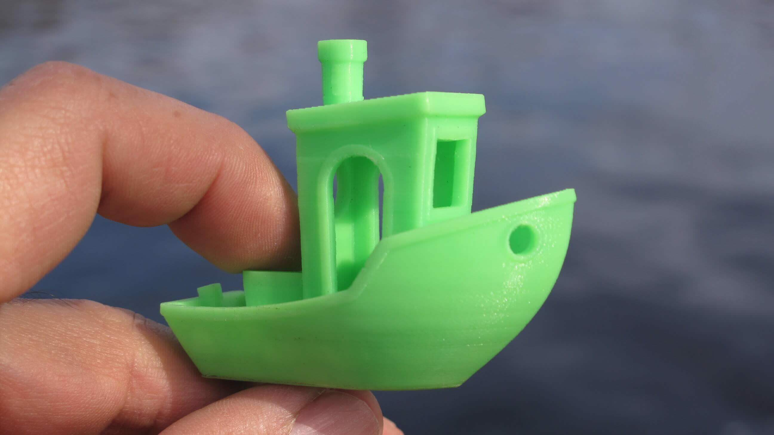 3DBenchy is a Jolly 3D Printing Torture Test | All3DP
